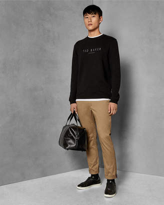 Ted Baker SEENCHI Slim fit cotton chinos