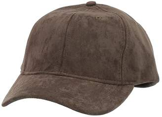 San Diego Hat Company CTH8169 Faux Suede Ball Cap