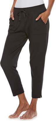 Sonoma Goods For Life Women's SONOMA Goods for Life Essential Crop Lounge Pants