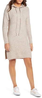 DREAMERS BY DEBUT Hoodie Sweater Dress