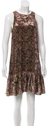Erin Fetherston ERIN by Robyn Velvet Dress w/ Tags