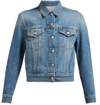 Acne Studios Trash 1999 Denim Jacket - Womens - Denim