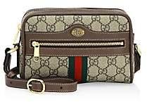 Gucci Women's Mini Ophidia GG Supreme Canvas Crossbody Bag