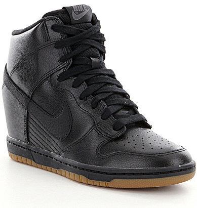 Nike Dunk Sky Hi High-Top Women's Shoes