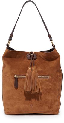 Frye Clara Hobo Bag $398 thestylecure.com
