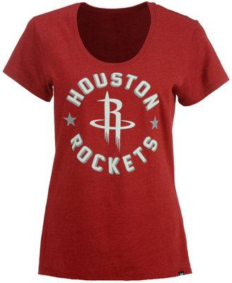 '47 Brand Women's Houston Rockets Club Script T-Shirt $28 thestylecure.com