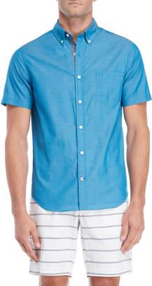 Nautica Button-Down Short Sleeve Shirt