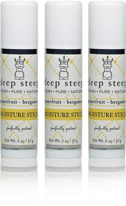 Deep Steep (ディープ スティープ) - deep steep GRAPEFRUIT BERGAMOT モイスチャースティック15g3本セット