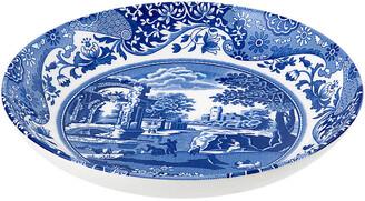 Spode Set of 4 Italian Pasta Bowls - Blue/White