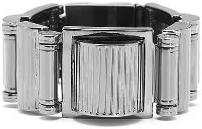 Cc Skye Deco Hinged Bentley Bracelet