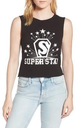 SuperStar PAM AND GELA Shrunken Muscle Tee