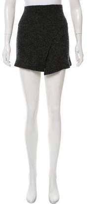 Etoile Isabel Marant Wool Mini Skirt