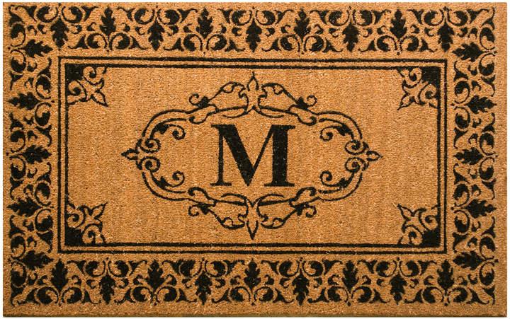 'M' Doormat