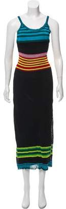Mara Hoffman Knit Maxi Dress