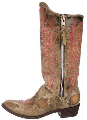Old Gringo Distressed Cowboy Boots