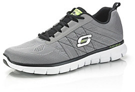 "Skechers Men's ""Power Switch"" Athletic Shoe - Grey"