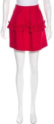 Simone Rocha Mini A-Line Skirt