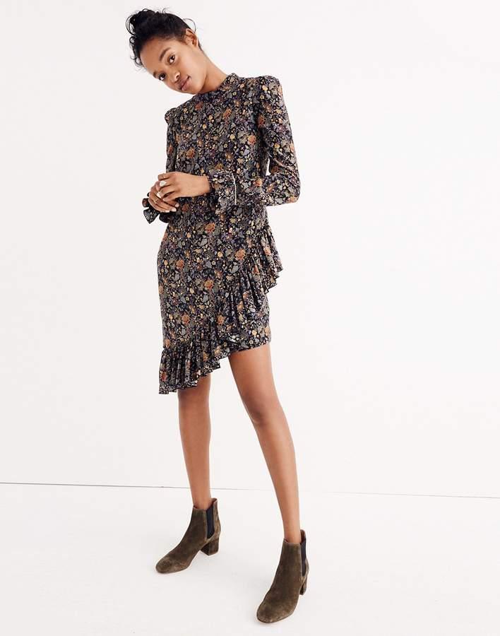 Karen Walker® Silk Loretta Dress