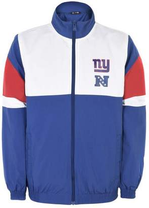 New Era F-O-R TRACK JACKET NEW YORK GIANTS Jacket