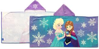 Disney (ディズニー) - Disney Jay Franco Frozen Snowflake Hooded Towel Bedding