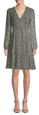 Derek Lam Silk A-Line Dress