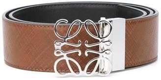 Loewe logo buckle belt