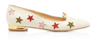 Charlotte Olympia Circus Kitty Flat