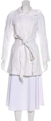 Alice + Olivia Double-Breasted Short Coat