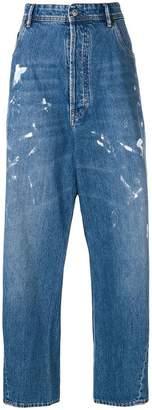 Acne Studios oversized loose jeans