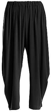 Issey Miyake Women's Draped Pants