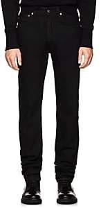 Helmut Lang Men's High-Rise Straight Jeans - Black
