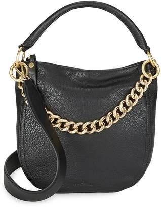 Sam Edelman Women's Arria Leather Hobo Bag