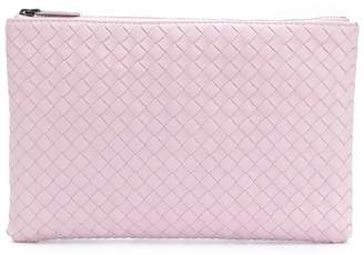 Bottega Veneta dragee Intrecciato nappa medium pouch
