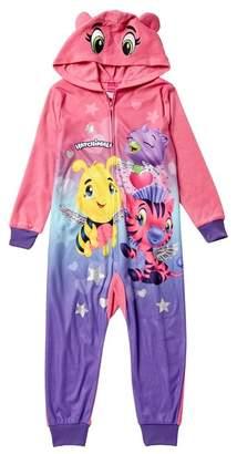 LTB SGI Apparel Hatchimals Hooded Sleeper (Little & Big Girls)