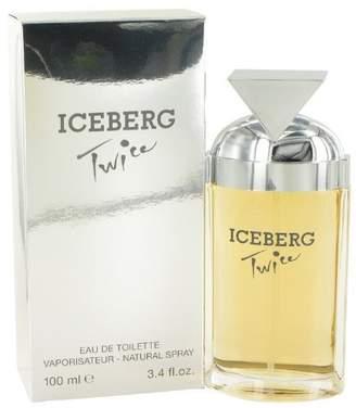 Iceberg Twice By For Women. Eau De Toilette Spray 3.4 Ounces