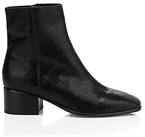Rag & Bone Women's Aslen Embossed Leather Ankle Boots