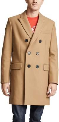 Ami Cross Coat