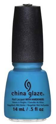 China Glaze (6 Pack Nail Lacquer - Sunsational - Isle See You Later