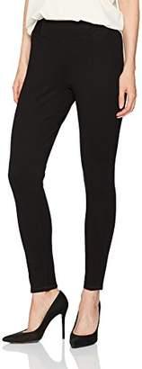 Jones New York Women's High Waist Band Slim Fit Pant