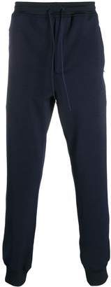 Y-3 zipped track pants
