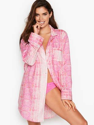 Victoria's Secret Victorias Secret Flannel Sleepshirt
