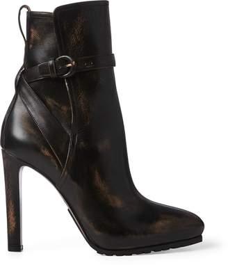 Ralph Lauren Rechelle Calfskin Boot