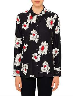 Equipment Leema Poppy Shirt