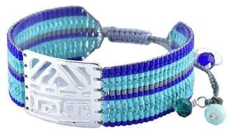 Mishky Africa Zamak Thread Bracelet