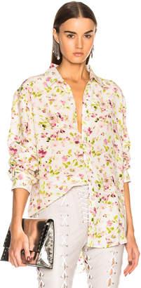 Faith Connexion Flower Shirt