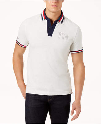 Tommy Hilfiger Men's Big & Tall Spano Polo