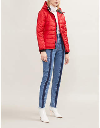 Canada Goose Camp hooded quilted jacket