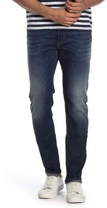 Diesel Sleenker Faded Skinny Jeans