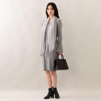 MACKINTOSH LONDON ウィメン ★★12G ウールカシミヤニットドレス