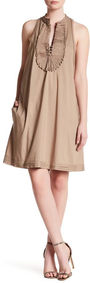 BCBGMAXAZRIABCBGMAXAZRIA Sleeveless Woven Dress